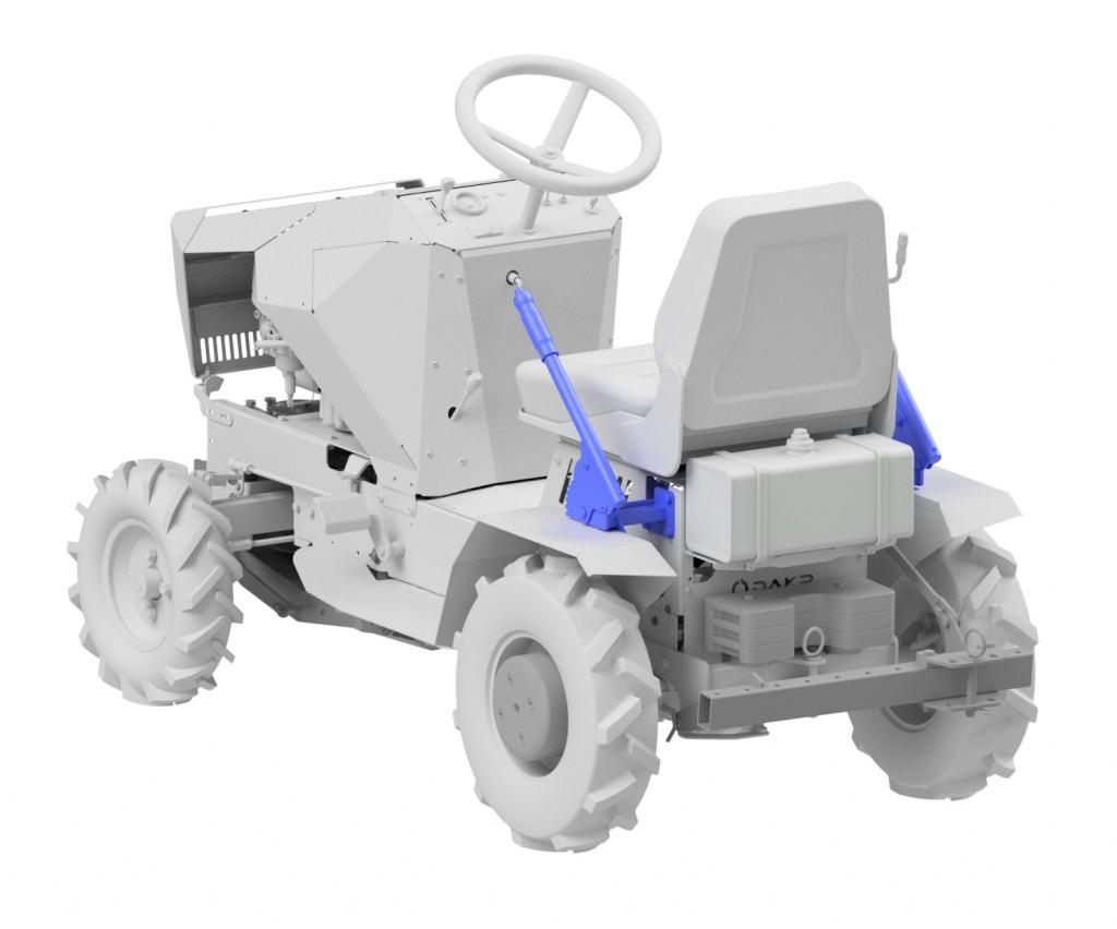 ON1 - Ovládání nosičů pro FD-5