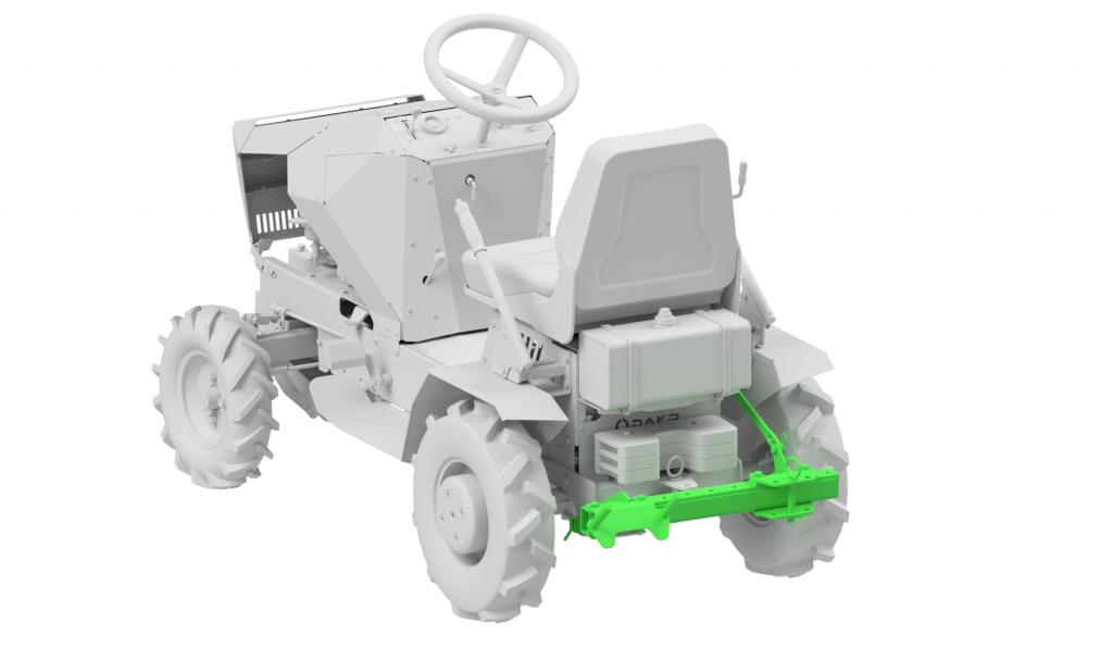 ZN1 - Zadní nosič pro FD-5