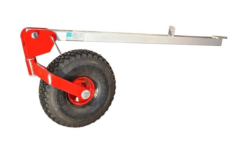 Transportní kolo pro diskové sečení Panter DZS 125