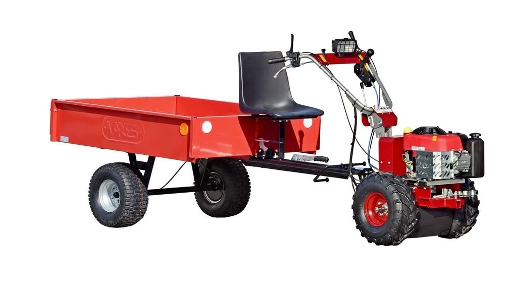 Panter FD-3 344 cm3 s valníkem IT 500