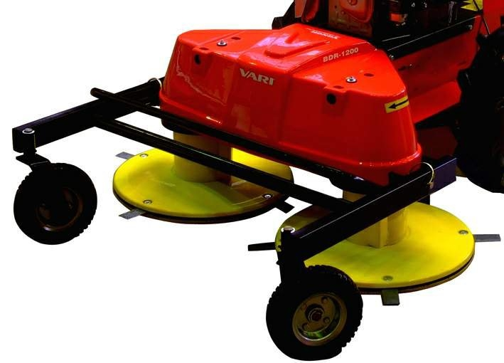 Vodicí kola BDR-1200