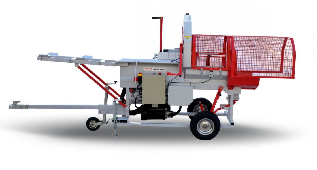 Štípací linka (poloautomat) VARIMATIC 300