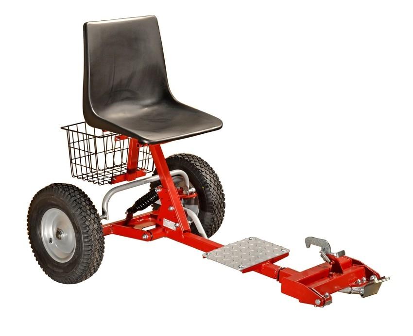 Řízená sedačka BPR pro stroje panter