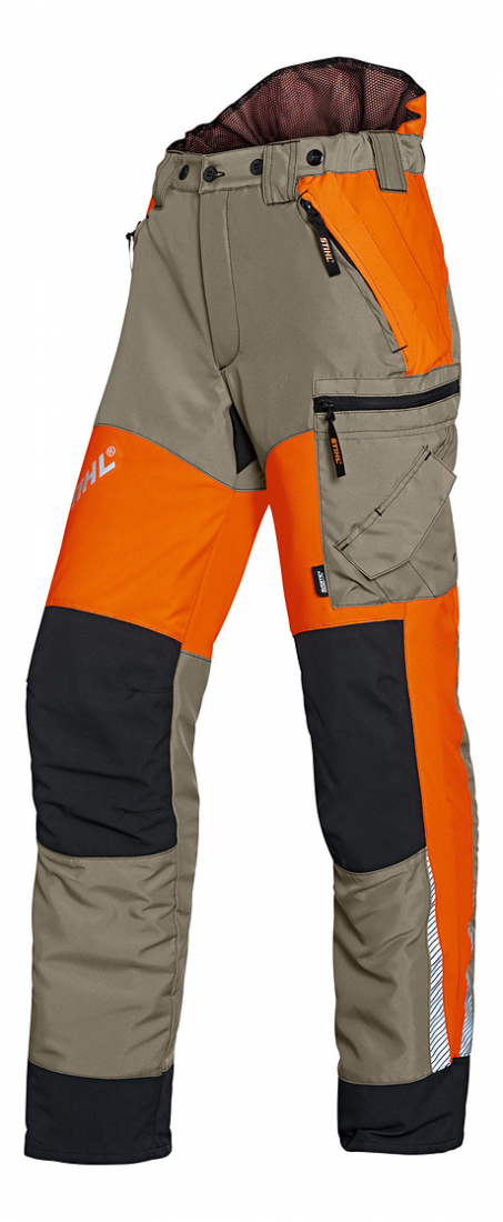 Kalhoty DYNAMIC Vent do pasu