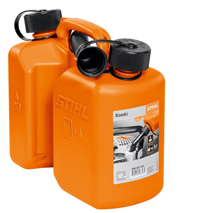 Kombikanystr na 3 L benzínu a 1,5 L oleje
