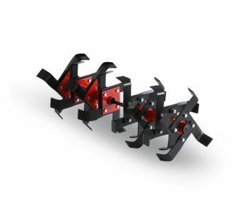 Ústrojí kypřicí AKY-358/80cm - úhlové nože, š.80 c