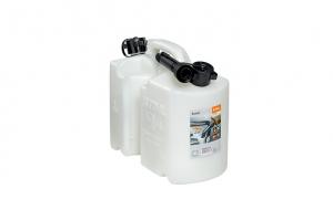 KombiKanystr na 5 L benzínu a 3 L oleje