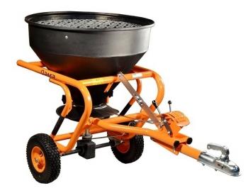 Rozmetadlo soli a umělých granulovaných hnojiv KRH 03