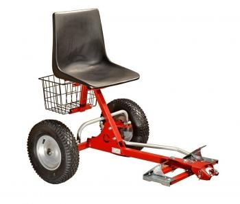 Řízená sedačka BPR 2 pro stroje Panter