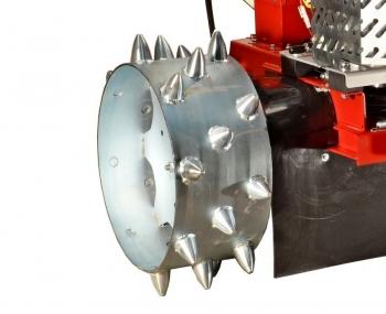 Svahová ocelová kola pro pohonné jednotky FD-3